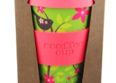Ecoffee Cup To Go Becher WIDDLEBIRDY (400 ml)