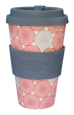 Ecoffee Cup To Go Becher SWIRL (400 ml)